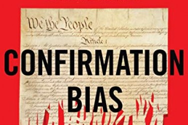 """Confirmation Bias"" Book Cover"